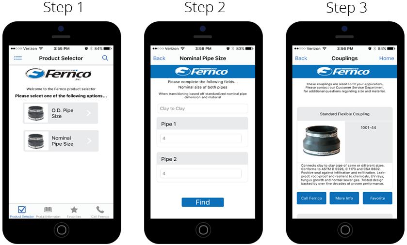 Fernco App | Fernco - Canada