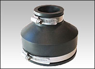 Corrugated Drain Pipe Reducer