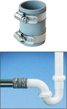Fernco Tubular Drain Pipe Connector Fernco Canada