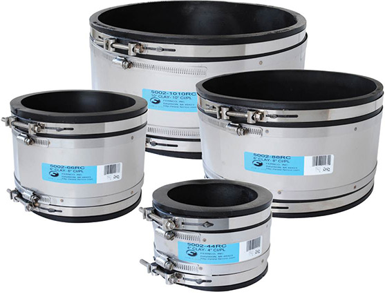 Strong Back Rc 5000 Series Couplings Fernco Canada