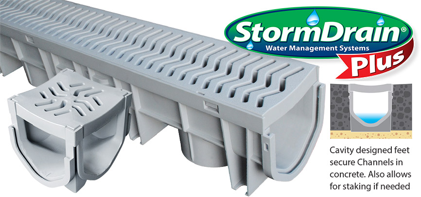 StormDrain Plus - Water Management Systems by Fernco