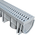 Fernco StormDrain Plus Channel Drains