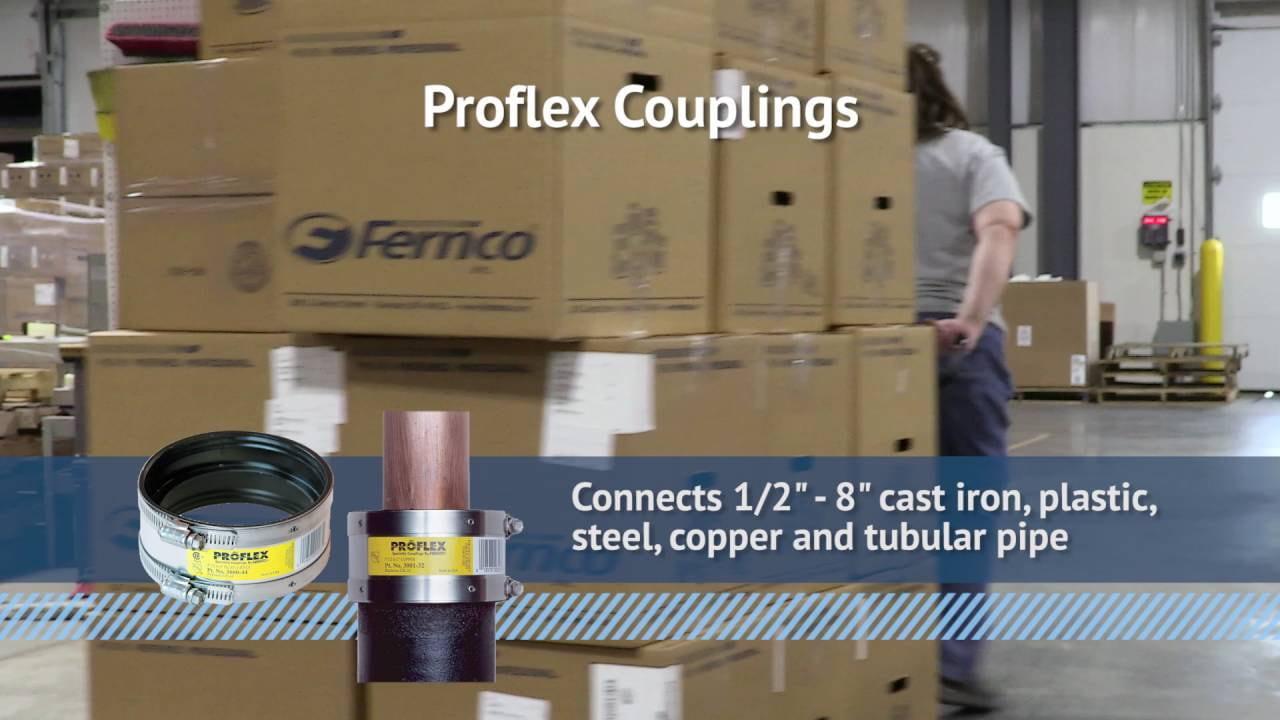 Fernco Flexible Couplings