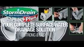 StormDrain Plus Install Video