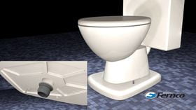 Fernco Wax Free Toilet Seal Video